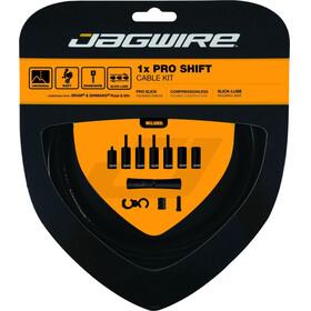 Jagwire 1X Pro Shift Schaltzugset schwarz